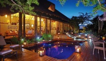 Experience the Astonishing Beauty of the South African Wilderness at The Bayethe Lodge