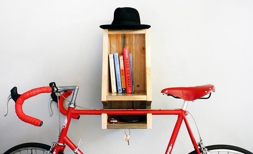 Bika bike rack 1