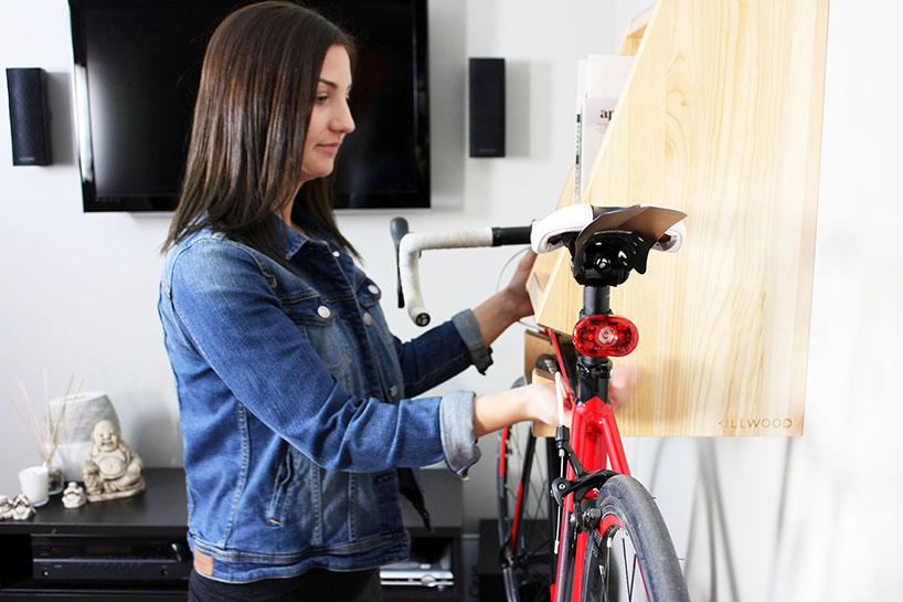 Bika bike rack 3