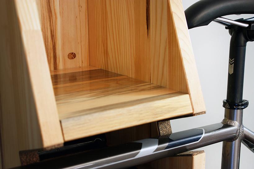 Bika bike rack 4
