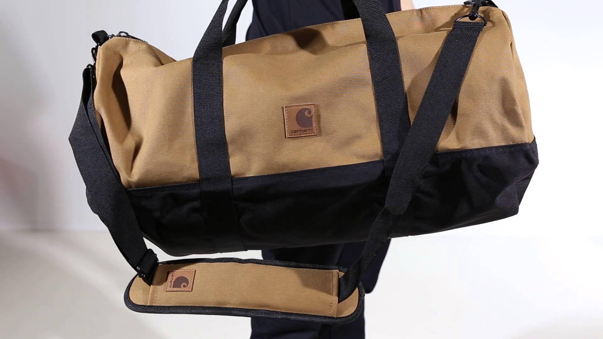 Carhartt Legacy – gym bag for men