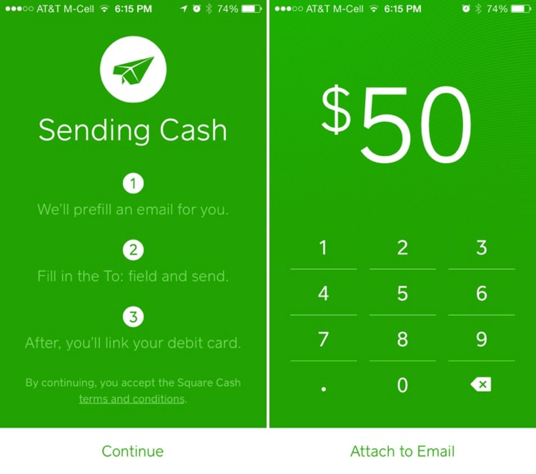 Cash – iPhone app