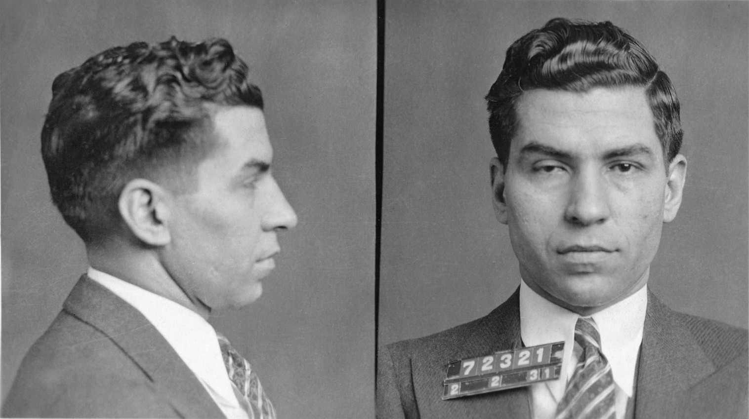 Charles Luciano – famous gangster