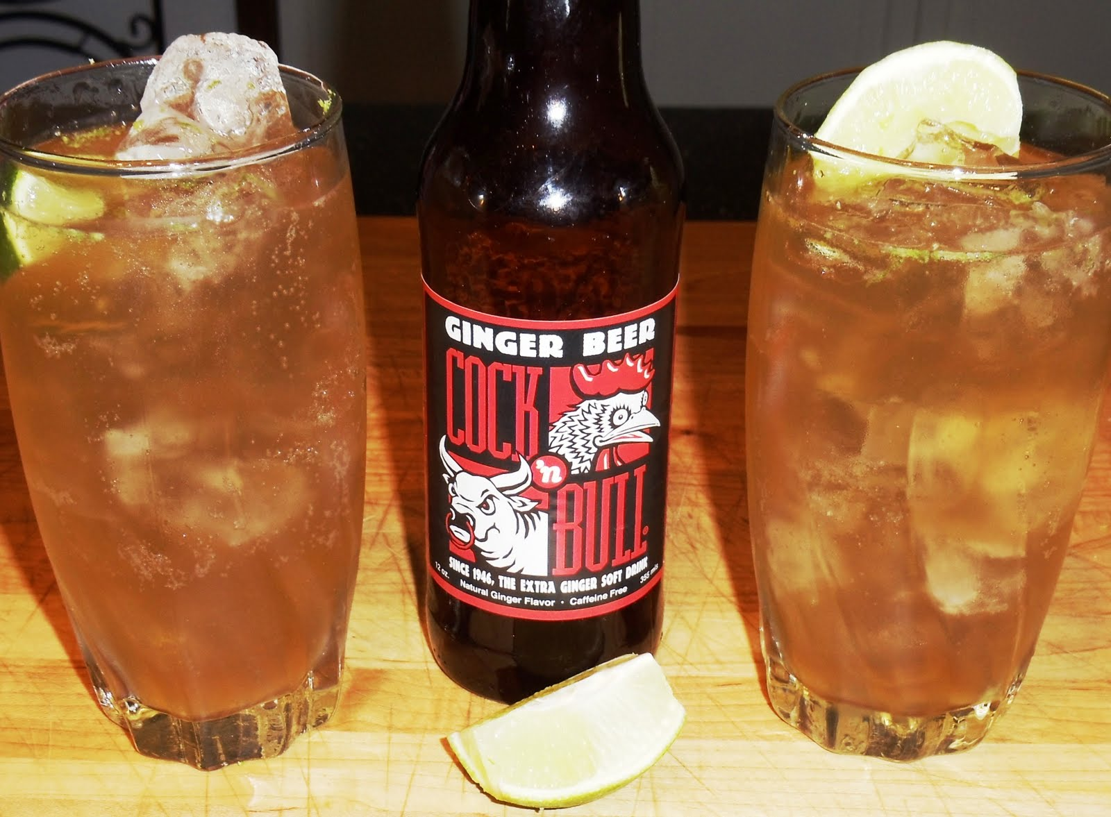 Cock & Bull – ginger beer