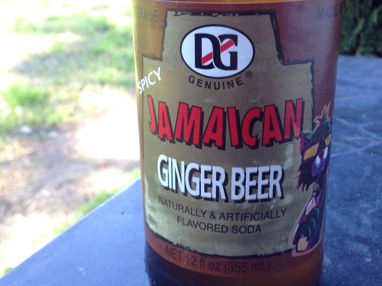 DG Jamaican – ginger beer