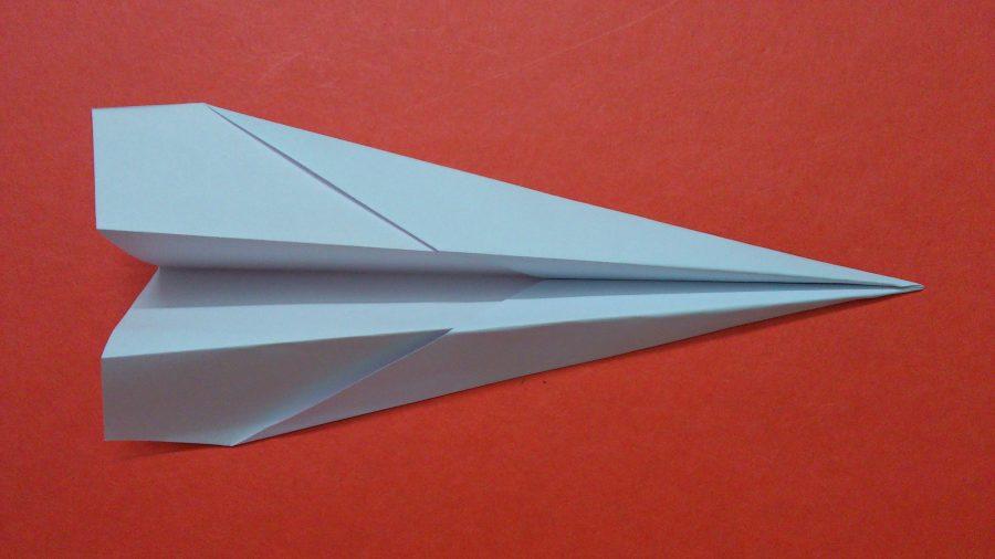 Dart – paper airplane