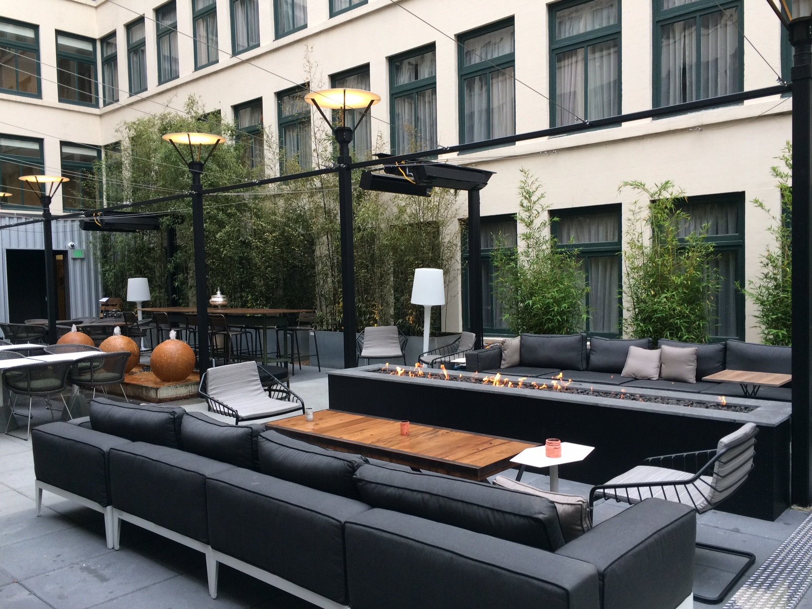Dirty Habit – san francisco rooftop bar