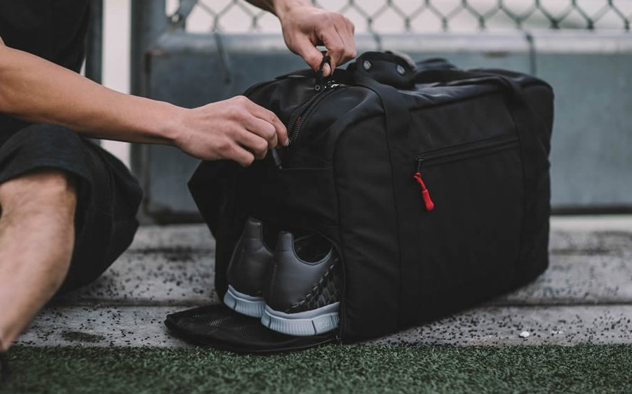Dsptch Gym Work Bag for men