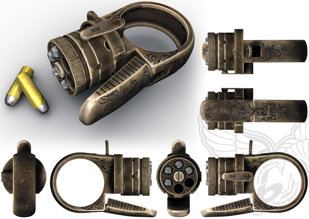 Dyson LePetit Protector Ring – weapon of history