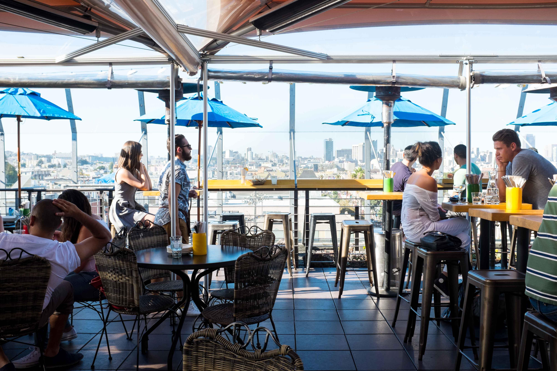 El Techo – rooftop bar san francisco
