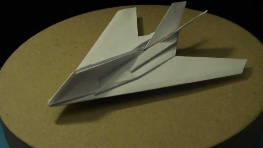 The badass F-117 Nighthawk
