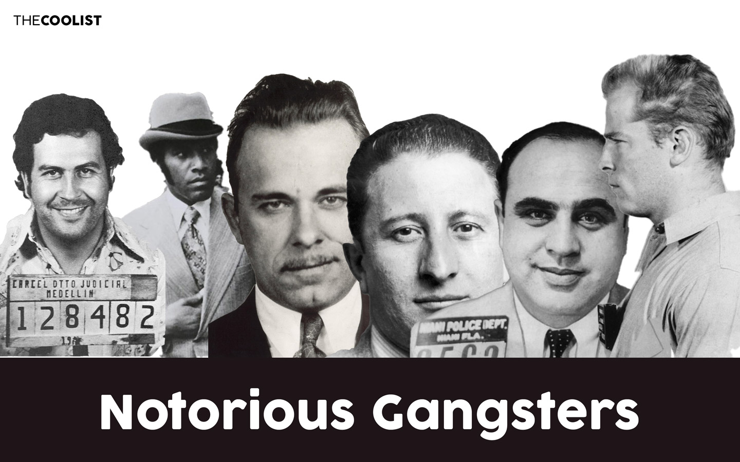 Famous gangsters and mobsters