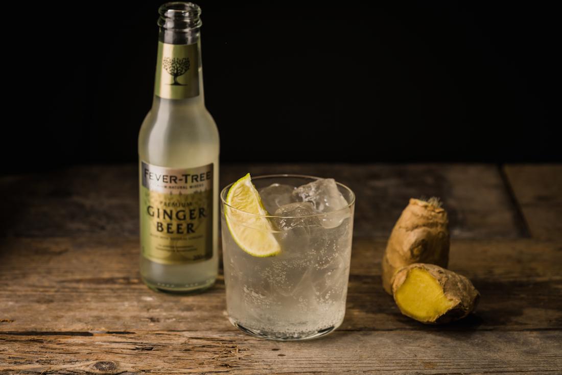 Fever Tree – ginger beer