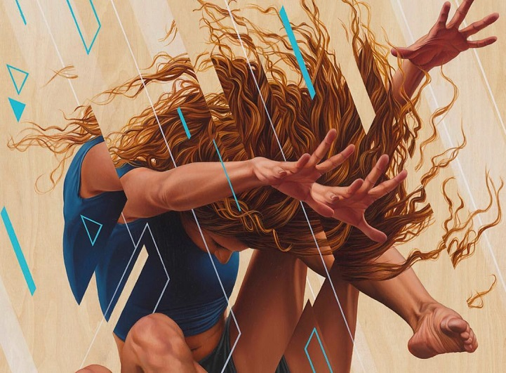 Fragmented by James Bullough 1