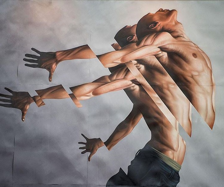 Fragmented by James Bullough 2
