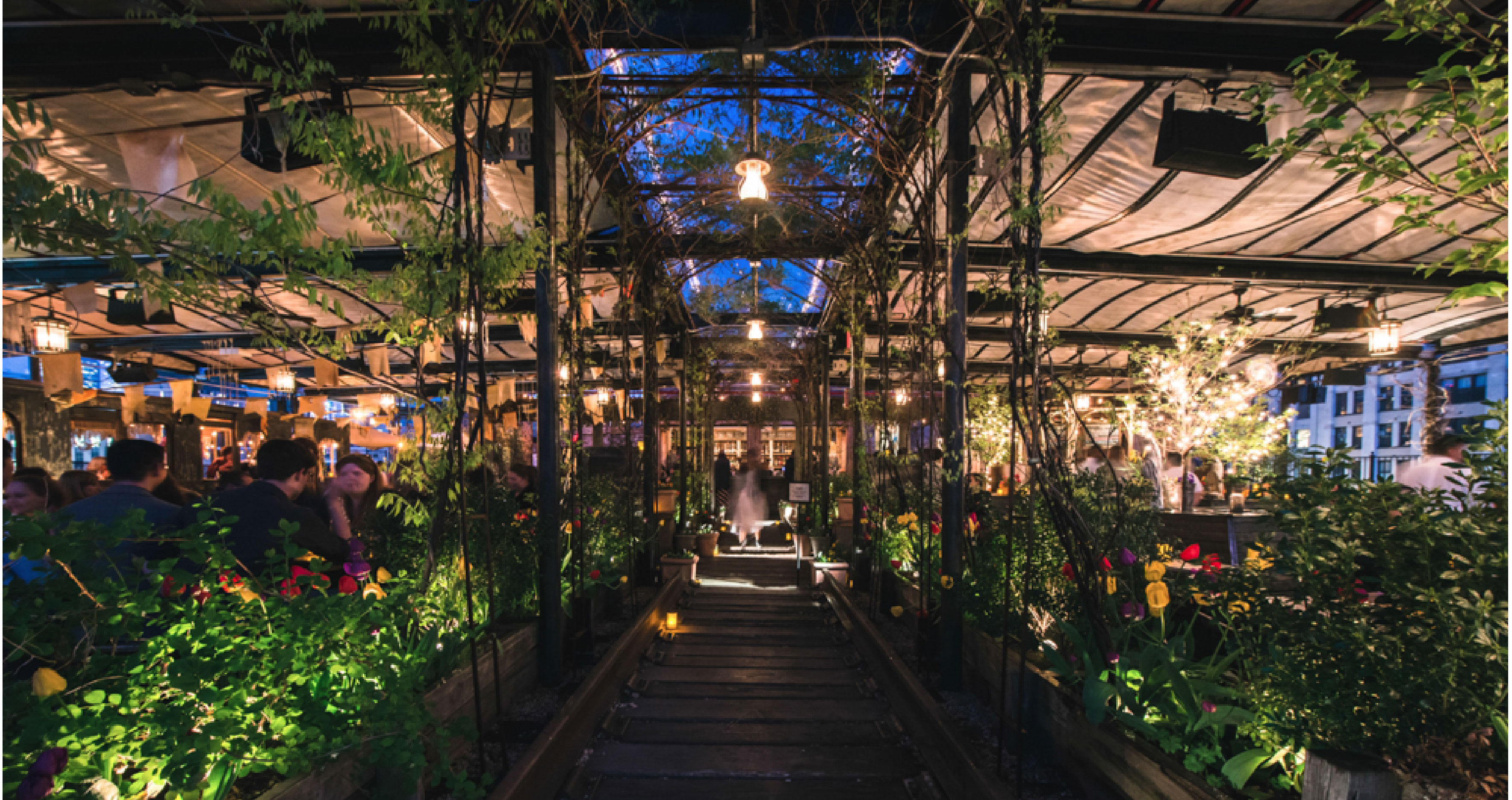 Gallow Green – fancy dining nyc