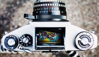 Photographer Oliver Hihn and His Landscape Photography Through a Vintage Camera's Viewfinder