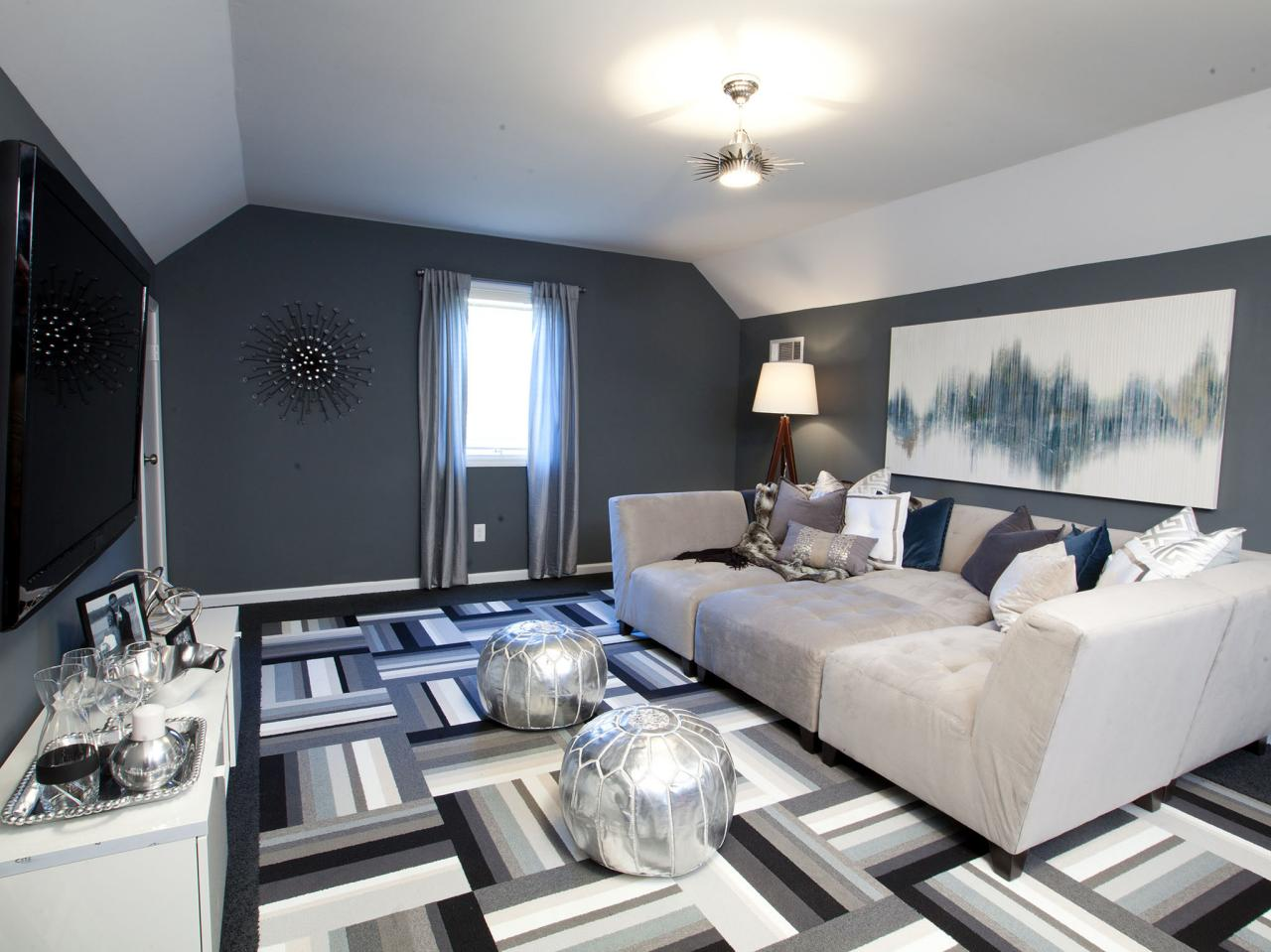 Gray House – home decorating tips for men