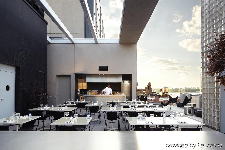 Hotel Americano – fancy dining nyc