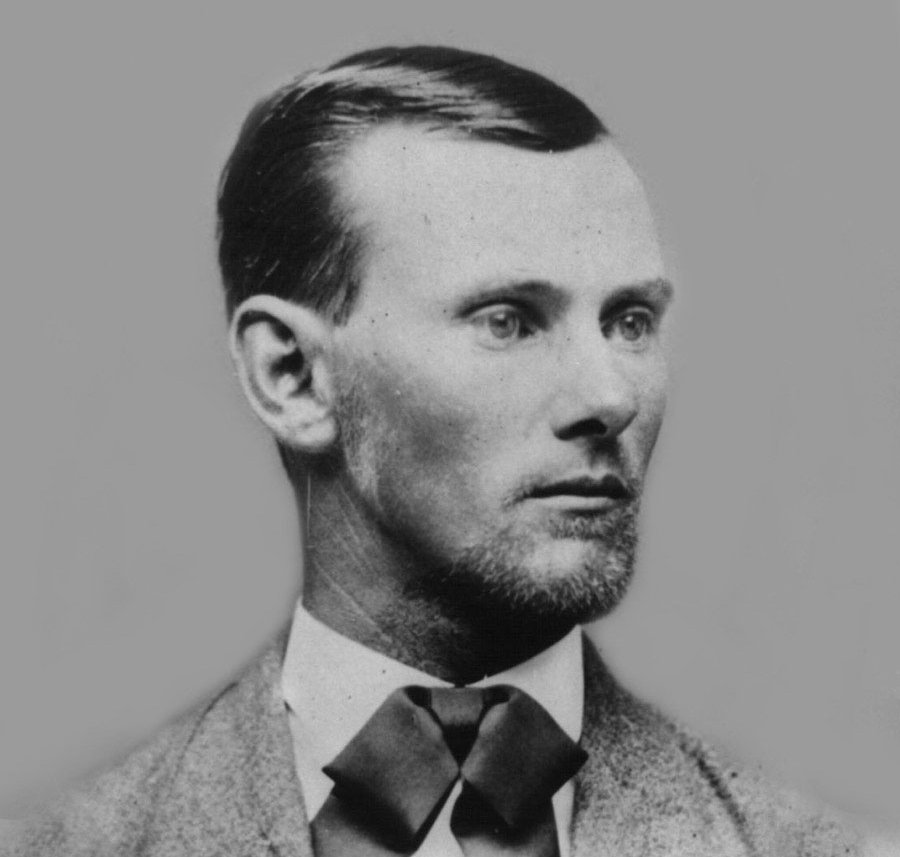 Jesse James – famous gangster