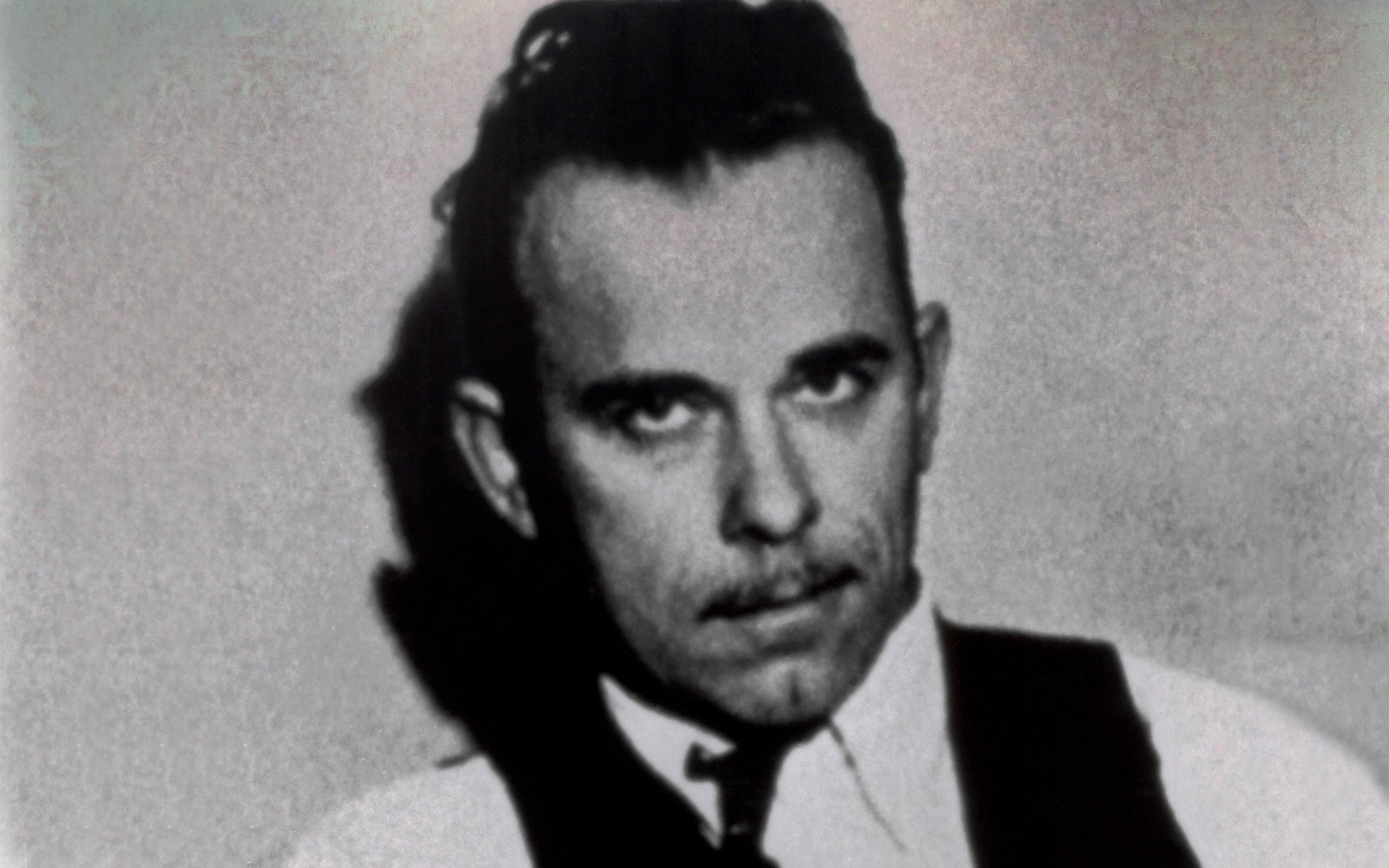 John Dillinger – famous gangster
