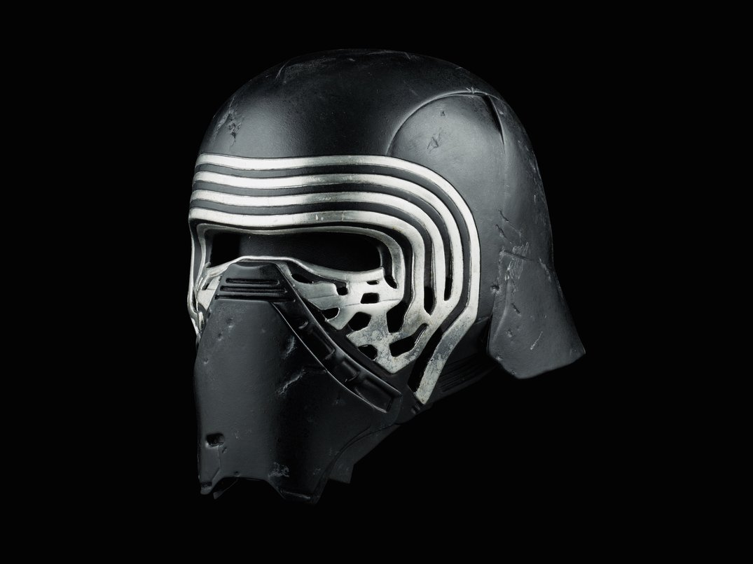 Kylo Ren Helmet – star wars prop to buy