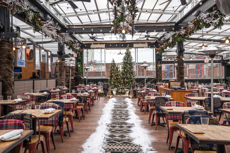 La Birreria – fancy dining nyc