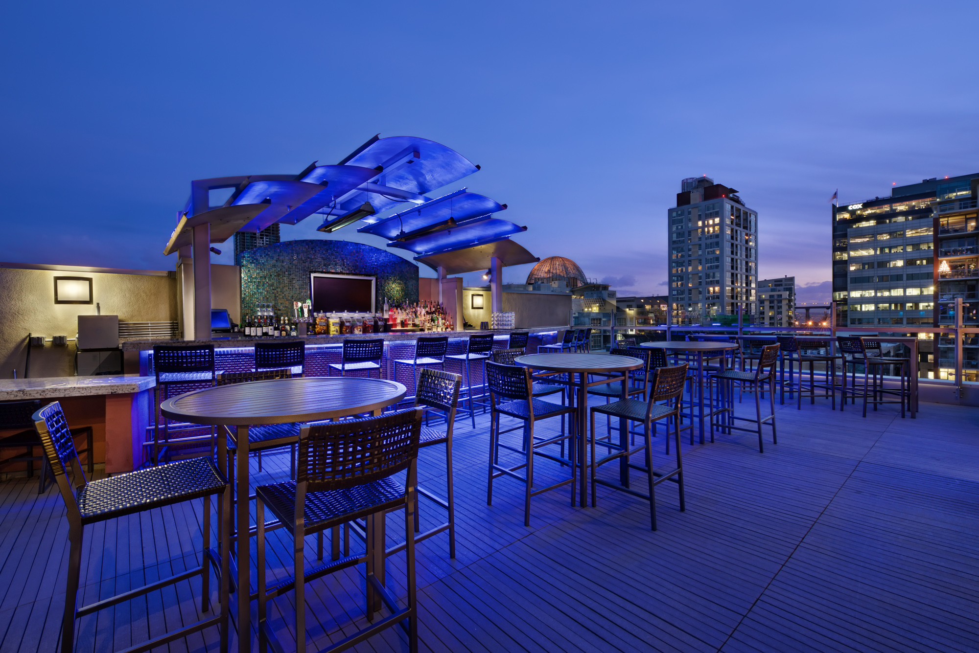 Big Ups: 17 Essential Rooftop Bars in San Diego You Must Visit