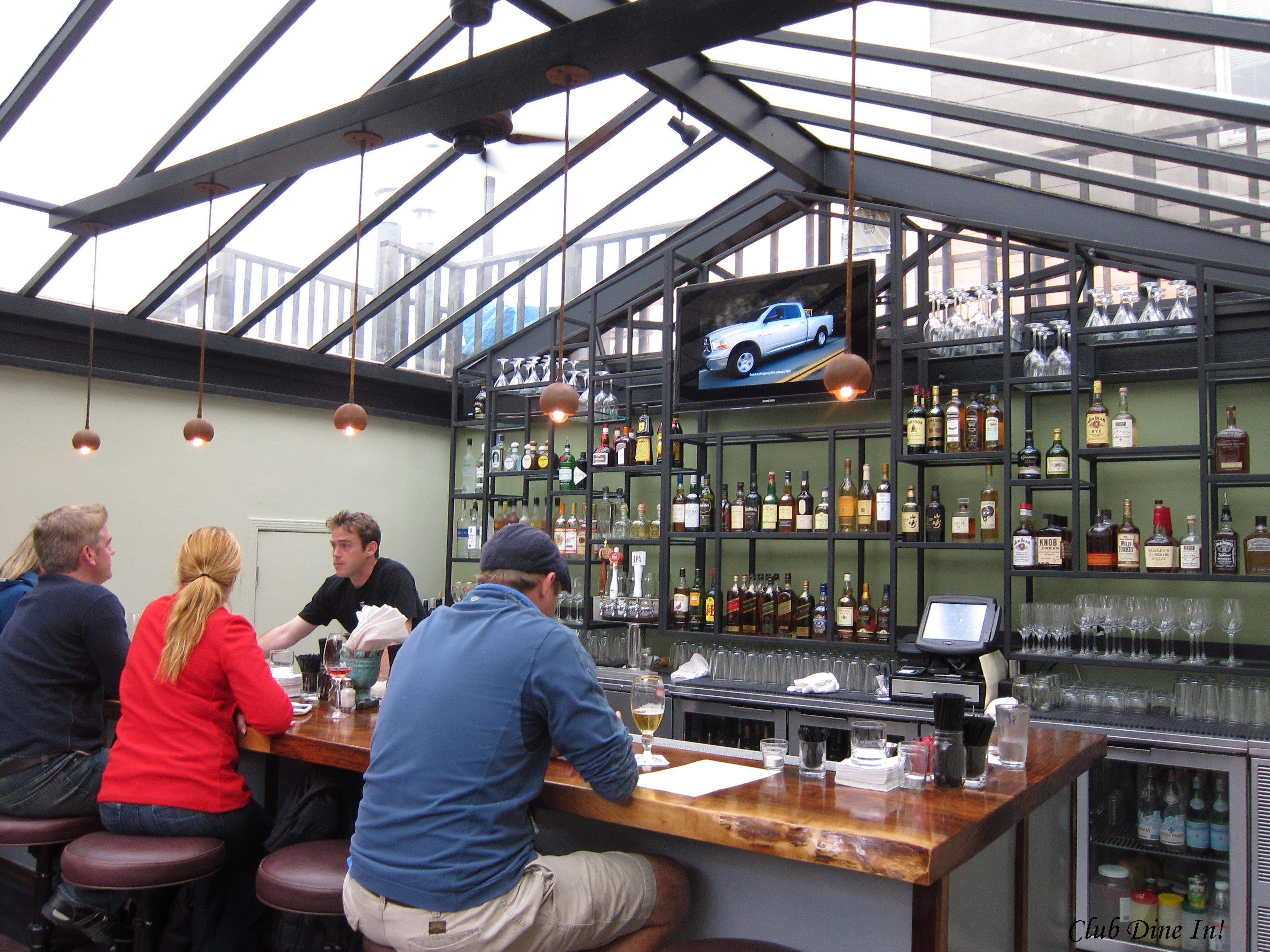 Marengo On Union – rooftop bar san francisco