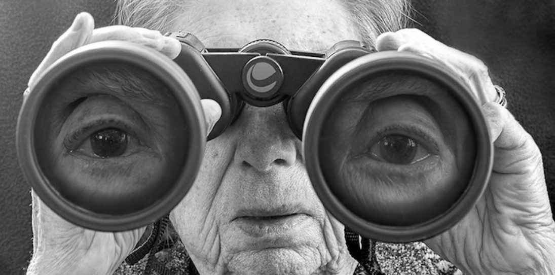 Artist Tony Luciani and His Elderly Mother Explore Memory, Aging, and Playfulness Through Photography