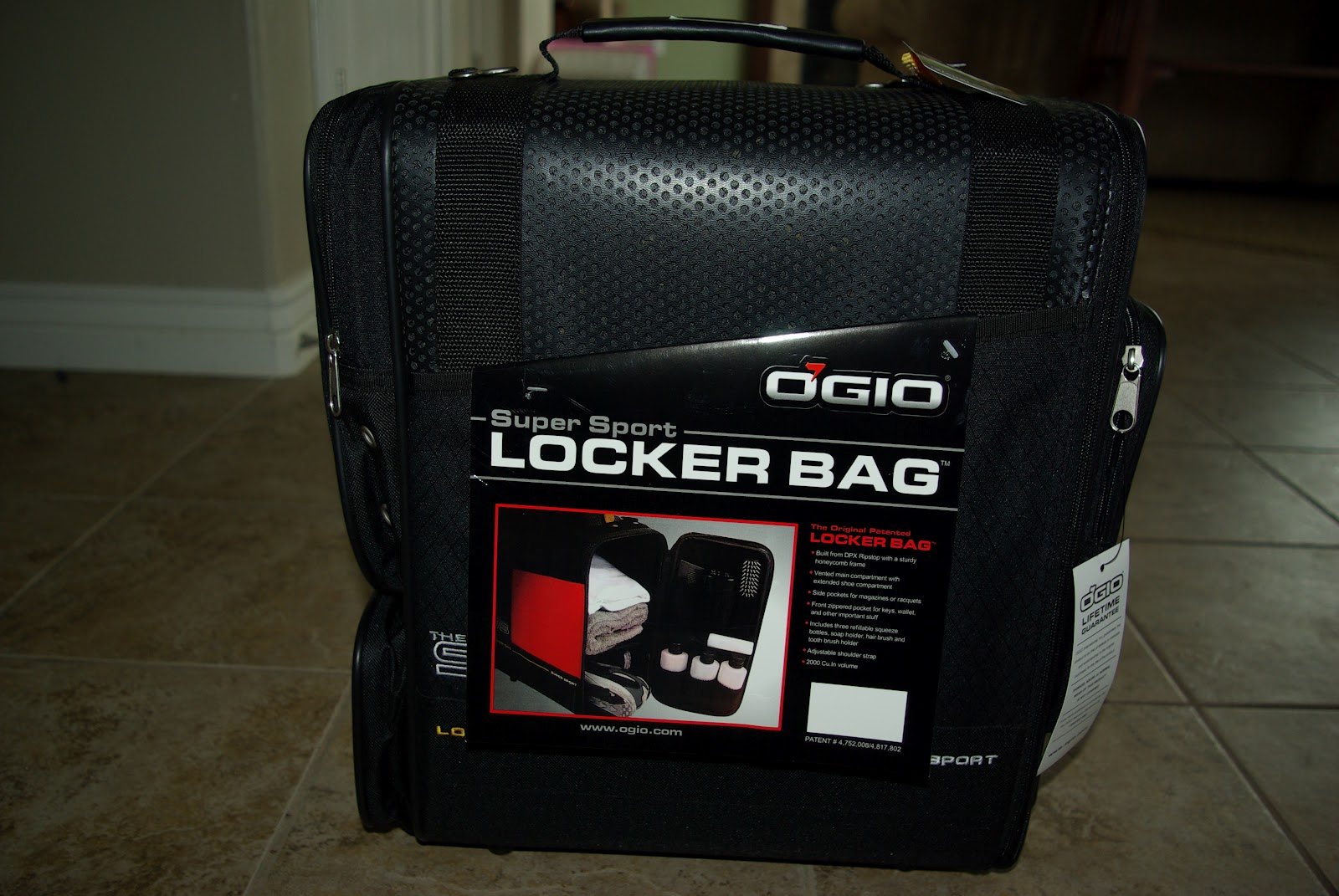 OGIO Locker Gym Bag for Men
