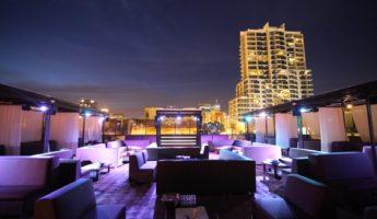OMNIA Nightclub rooftop bar san diego 345x200 Big Ups: 17 Essential Rooftop Bars in San Diego You Must Visit