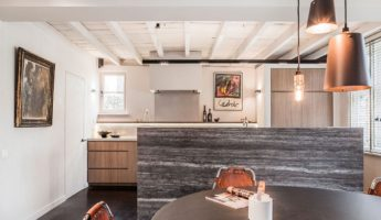 Belgian Farmhouse Gets Gorgeous Interior Makeover But Preserves