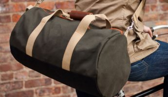 Owen and Fred Work Hard Play Hard Duffel gym bag for men 345x200 The 16 Best Gym Bags for Packing Your Pump To Go