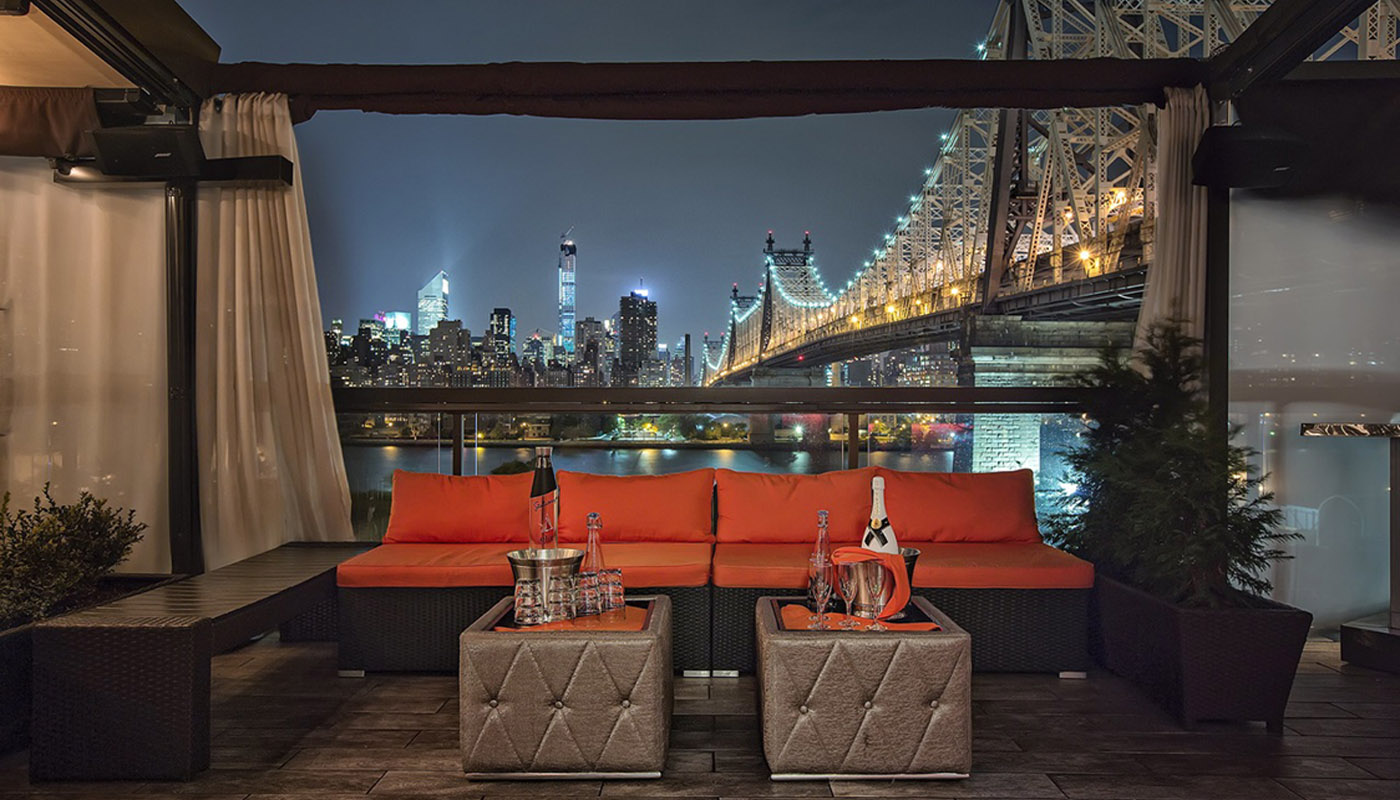 Penthouse 808 – fancy rooftop dining nyc