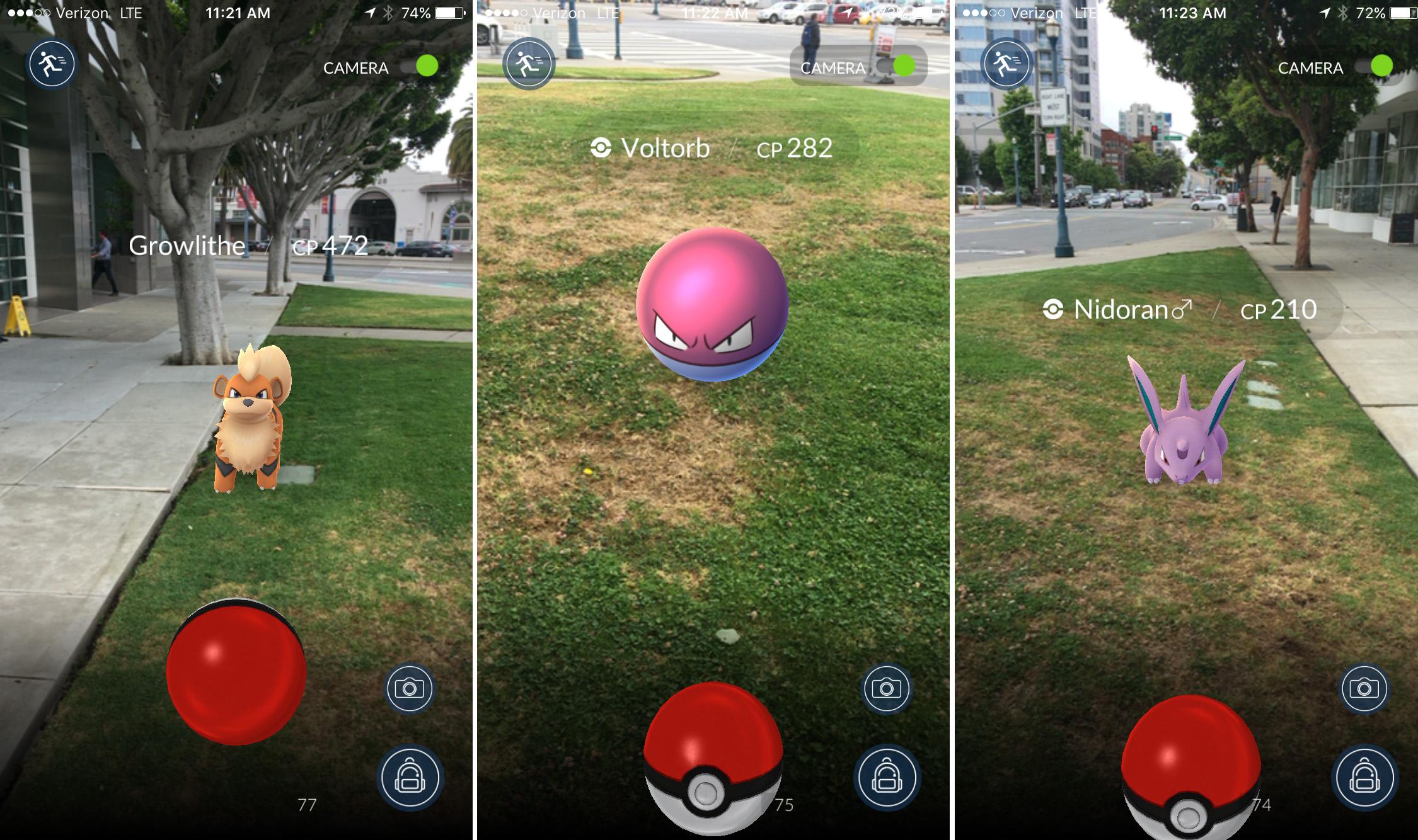 Pokémon Go – iPhone apps