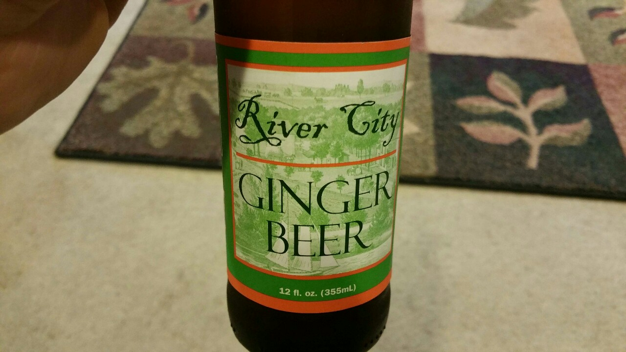 River City – ginger beer