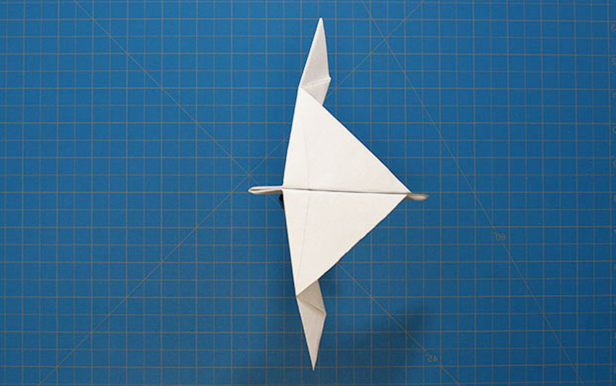 How to make homemade paper plane that fly long time dailymotion