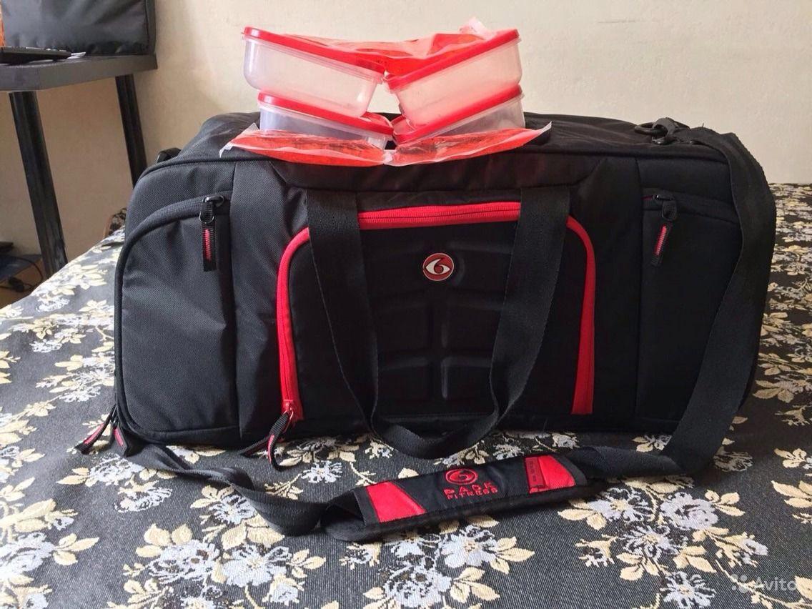 Six Pack Fitness Expert Beast Duffle – gym bag for men