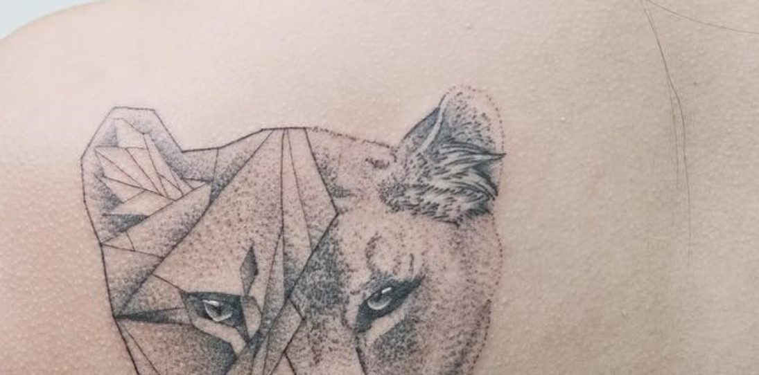 The Remarkable Beauty of Geometric, Water Colour Tattoos by Jasper Andres