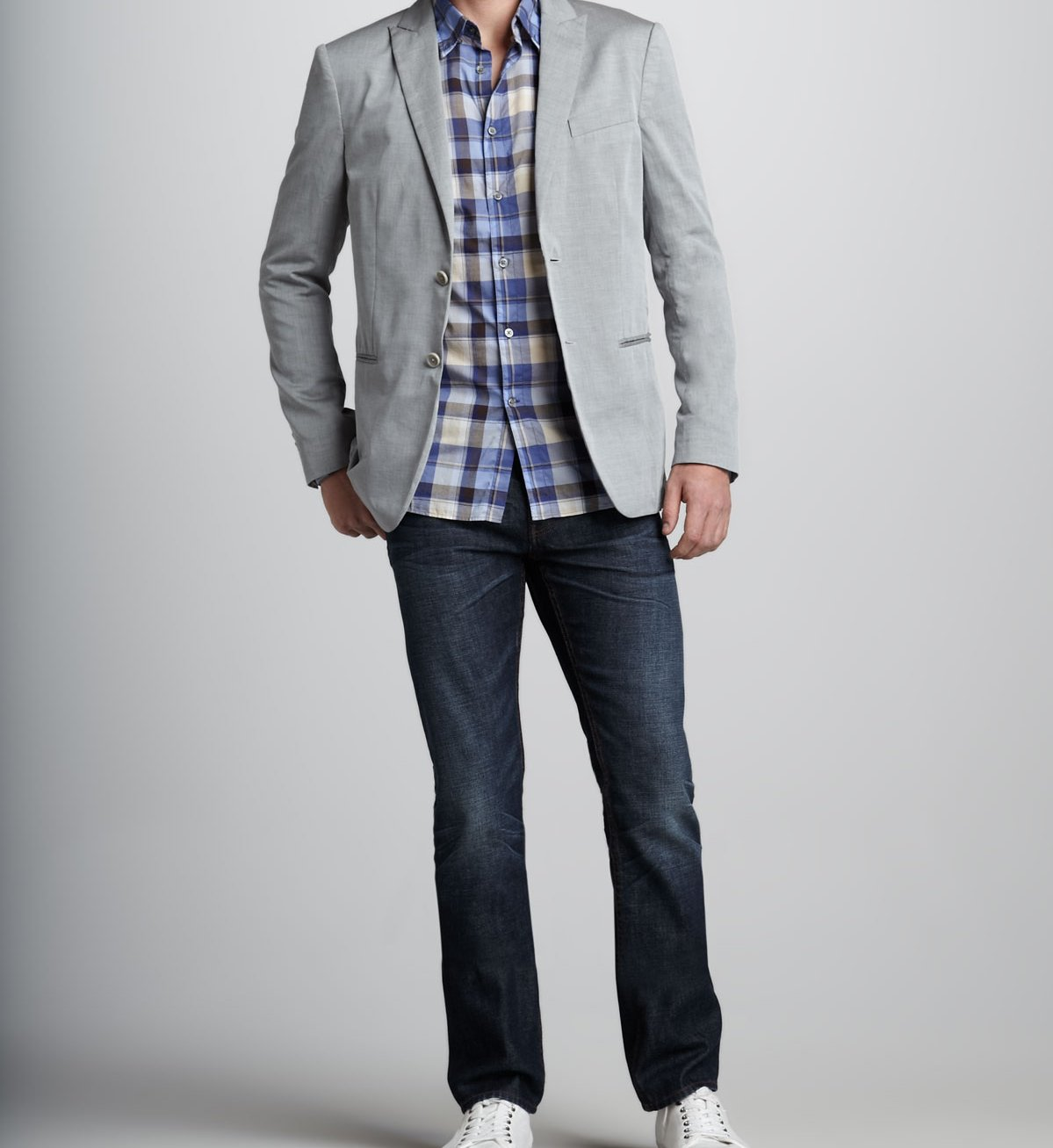 Sport Coat with Jeans Fit 10 Necessary Rules for Wearing a Sport Coat or Suit Jacket with Jeans