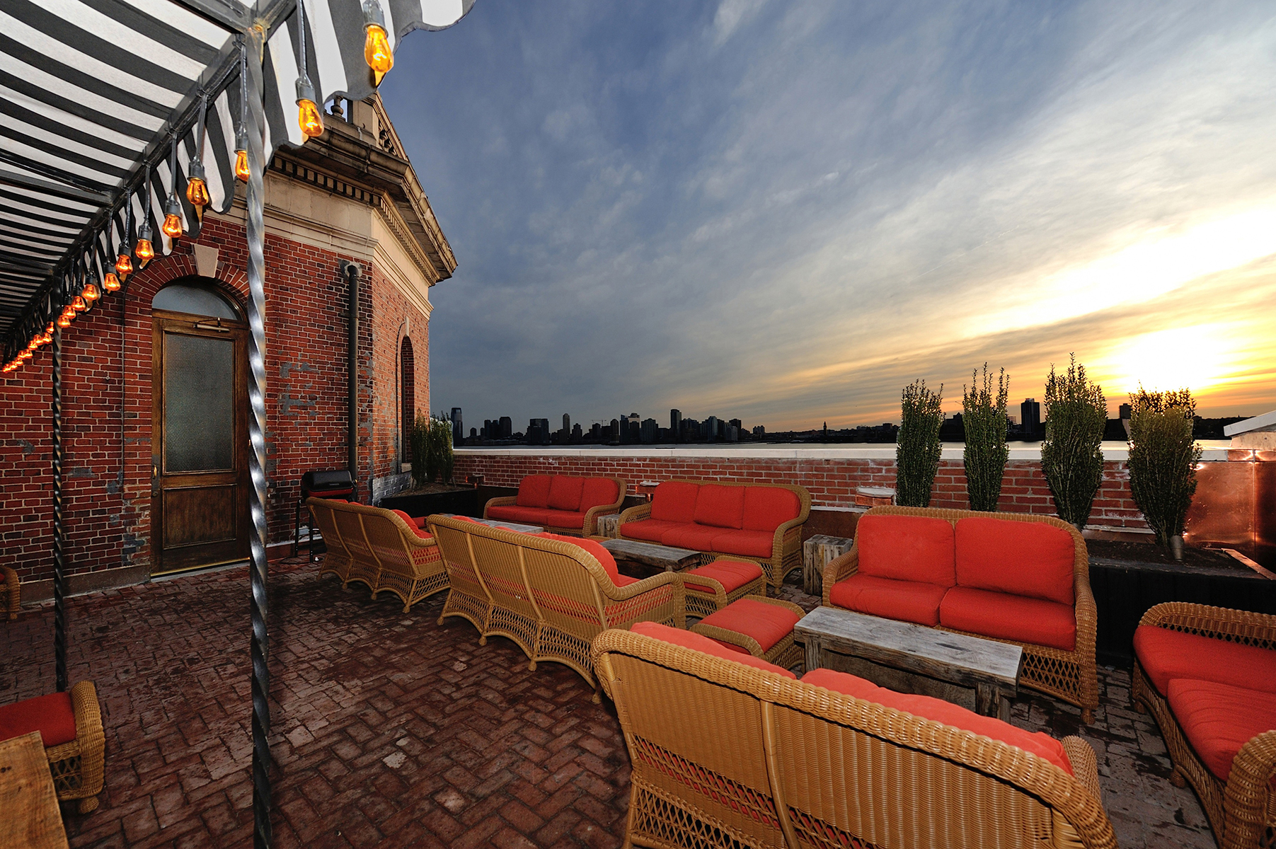 The Jane Rooftop – fancy dining nyc