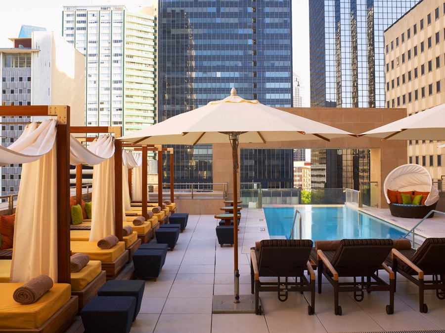 The 18 Best Rooftop Bars In Dallas