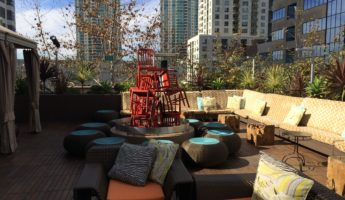 The Rooftop Bar at W San Diego Hotel 345x200 Big Ups: 17 Essential Rooftop Bars in San Diego You Must Visit