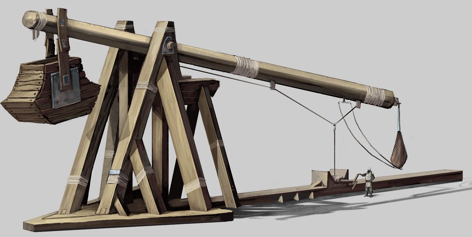 Trebuchet – incredible weapons