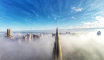 Above the Clouds drone photo 345x200 Quadcopter Pics: 17 RC Drone Photographs Designed to Amaze