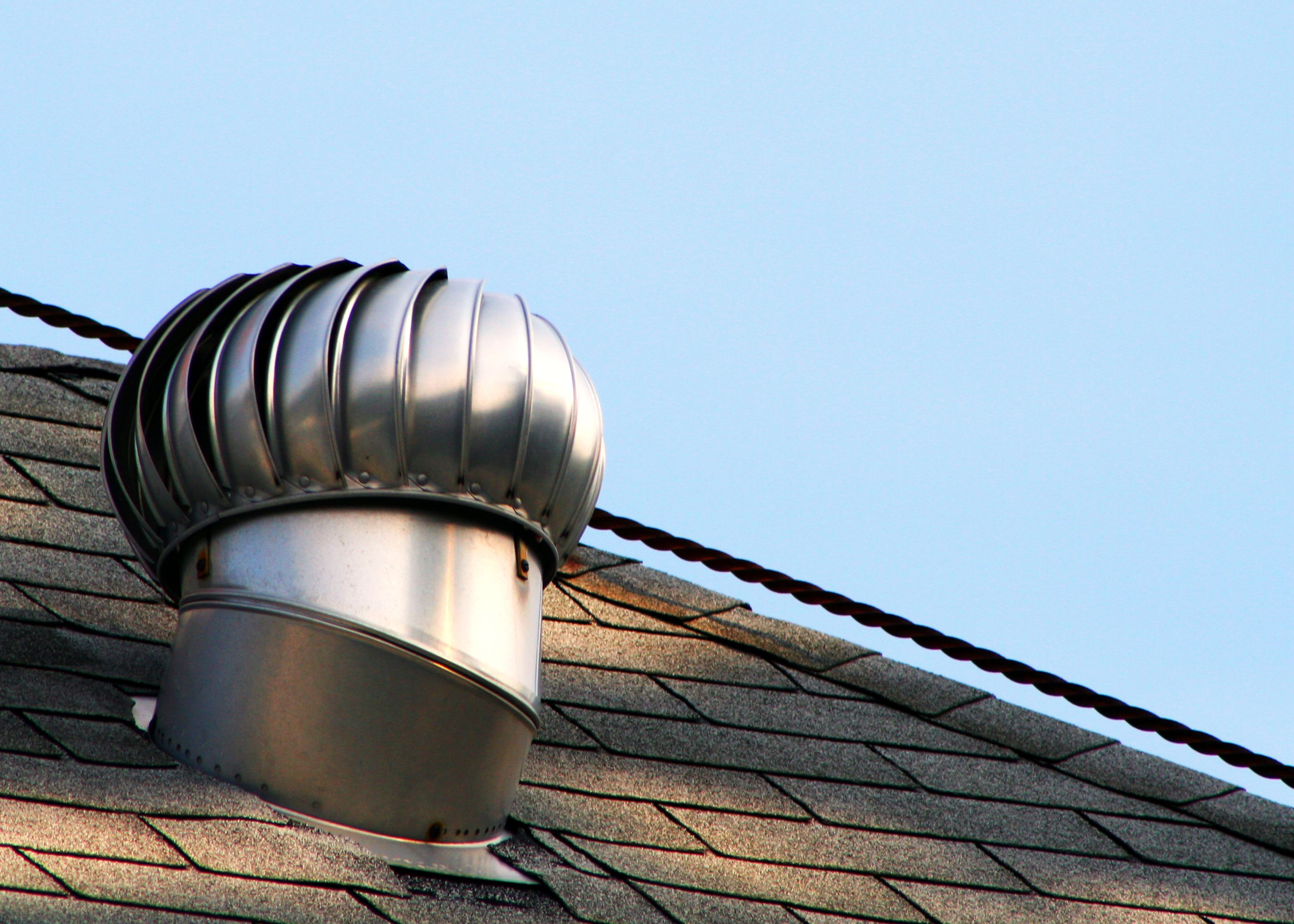 Attic Fan – cool your home in the summer