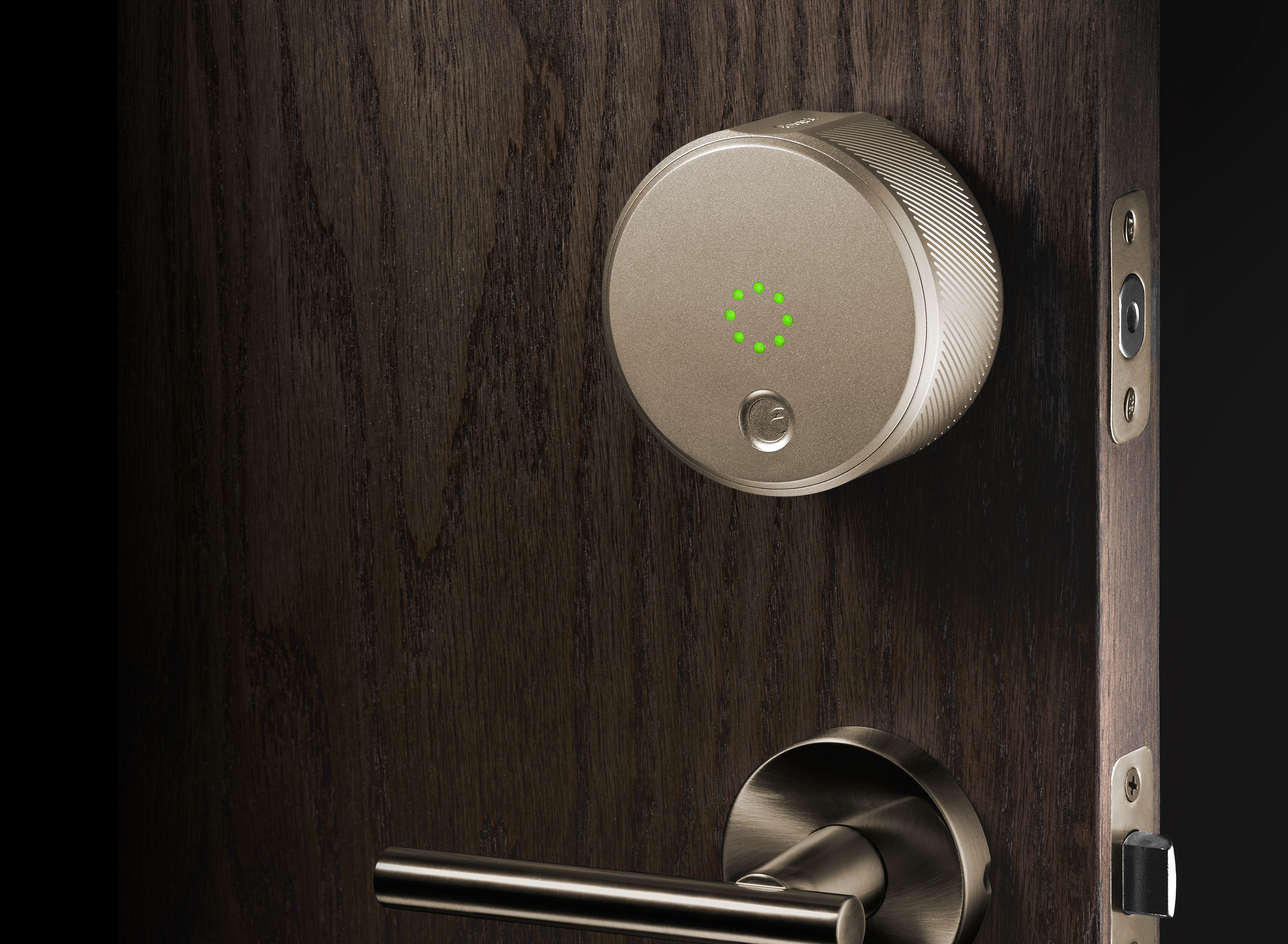 August Smart Lock – iOS 10 smart device