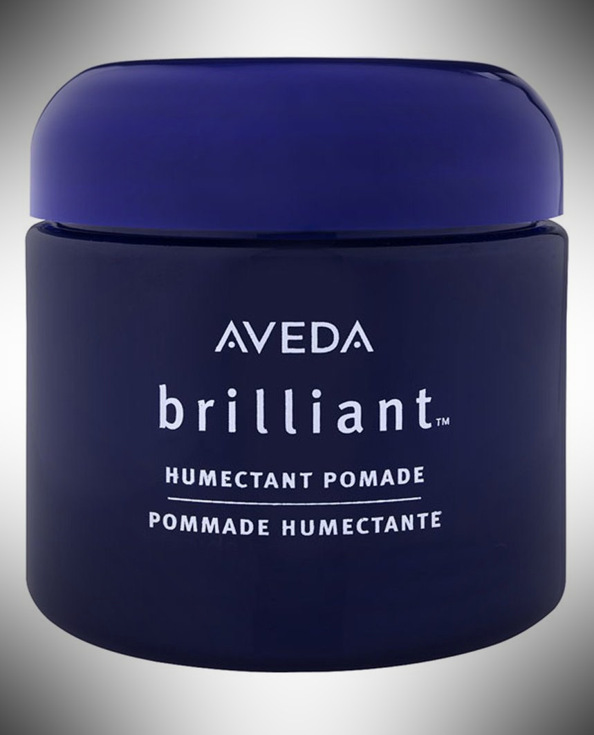 Aveda Brilliant Pomade – dopp kit essentials