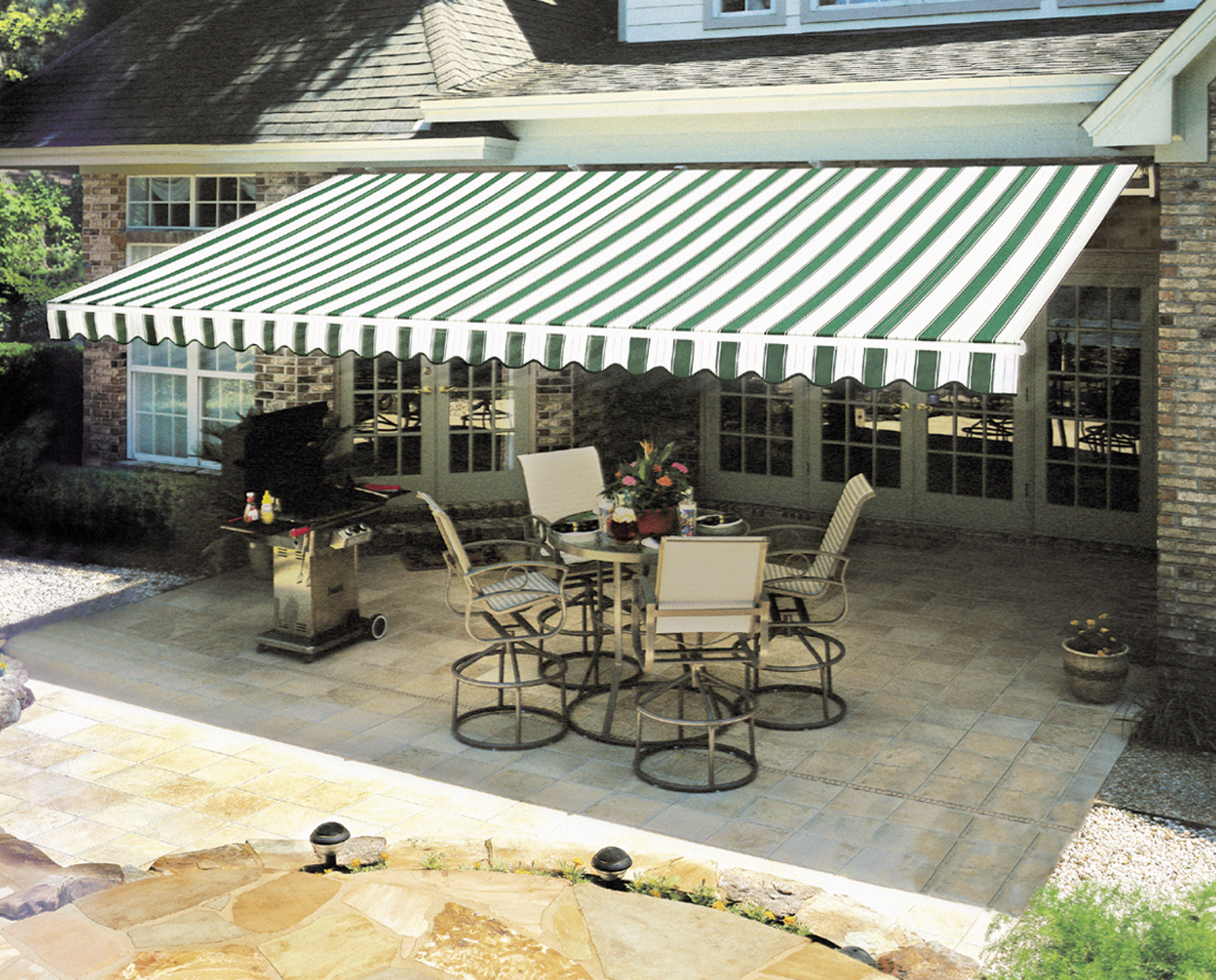 Awnings – cool your home in the summer